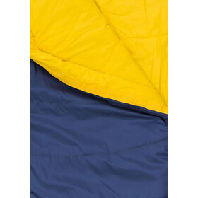 Haglöfs Tarius +6 Sleeping Bag 205cm, hurricane blue
